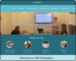 Association of Notetaking Professionals