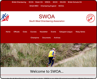 South West Orienteering Association